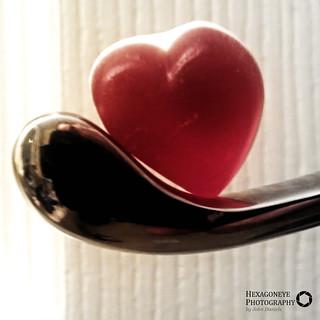 191/365 A Little Heart | by Hexagoneye Photography