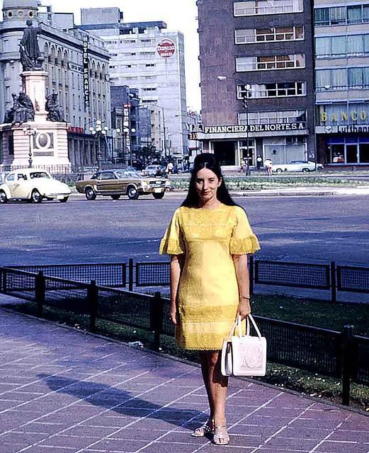 Mexico City Margaret