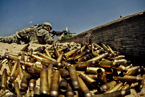 Empty Casings | by The U.S. Army