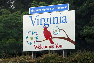 Welcome to Virginia | by paulhami