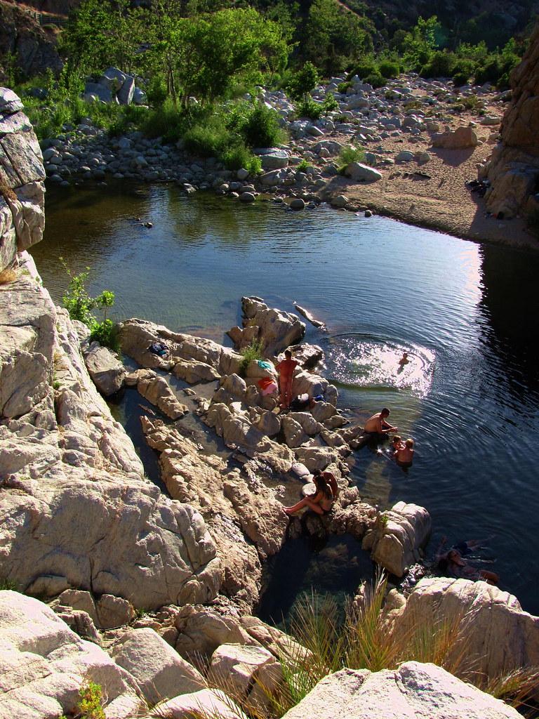Deep Creek Hot Springs In Southern California - MK Library
