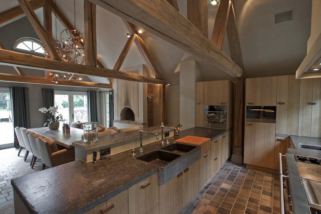 Atelier Op Zolder.Keuken Eettafel Atelier Op Zolder Flickr