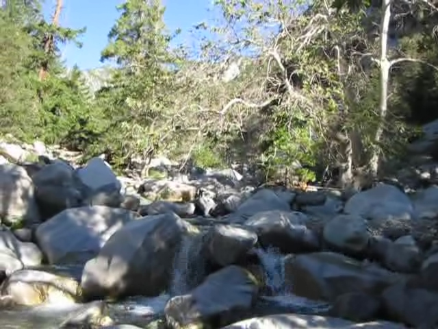 0102 Middle Fork Lytle Creek