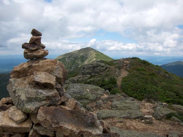 3:22:25 (57%): hiking newhampshire whitemountains franconianotch cairn mtlafayette franconiaridgetrail mtlincoln franconiarange