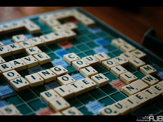 Scrabble | by thebarrowboy