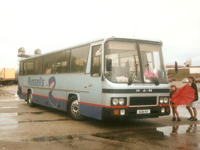 608 HX - Russells