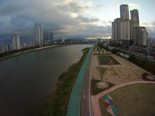 old kite brad photography downtown south levitation delta korea aerial kap ulsan slaney gopro seongnamdong hdhero