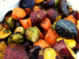roasted veggies | by blueant808
