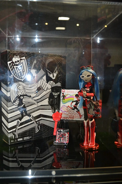 Comic Con Ghoulia Dead Fast Monster High