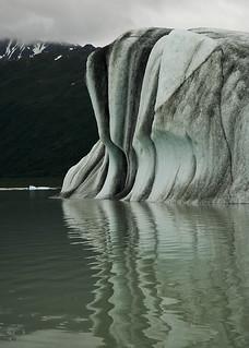 iceberg #1 along the Alsek river