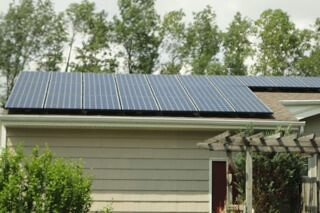 Amherst, NY residential solar | by Solar Liberty