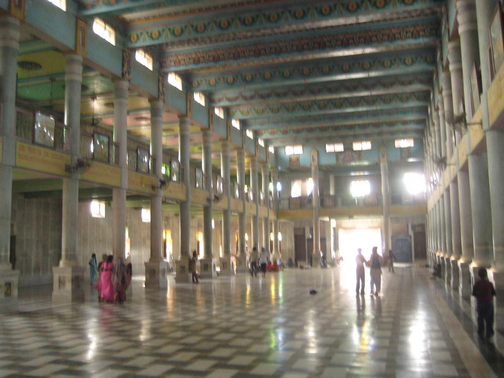 Inside Valmiki Bhavan   Inside Valmiki Bhavan a temple dedic…   Flickr