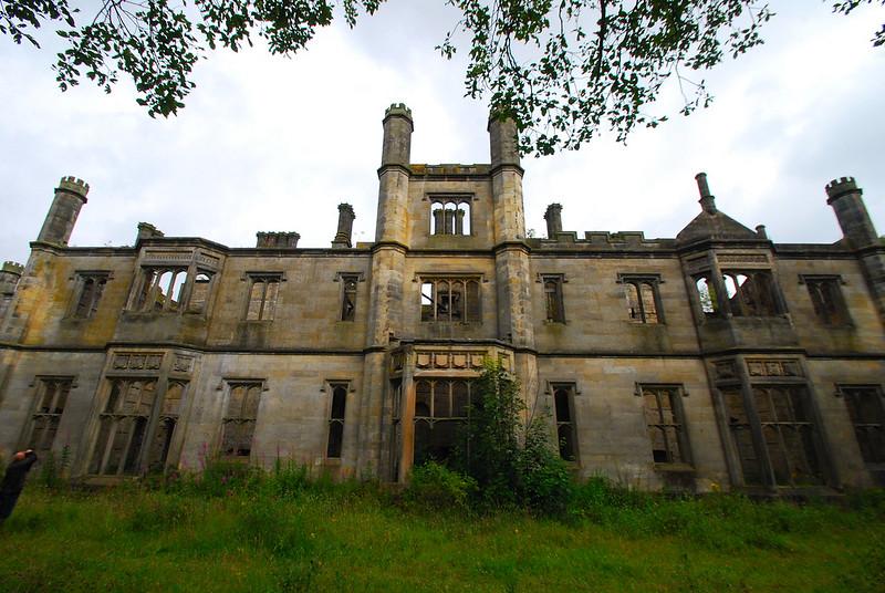 Dunmore Park Mansion