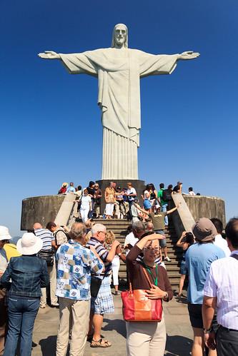 Turistas no Cristo | by tarsobessa