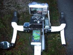 Держатель для фотоаппарата вид сверху