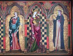 St Edmund, St Margaret, St Peter Martyr