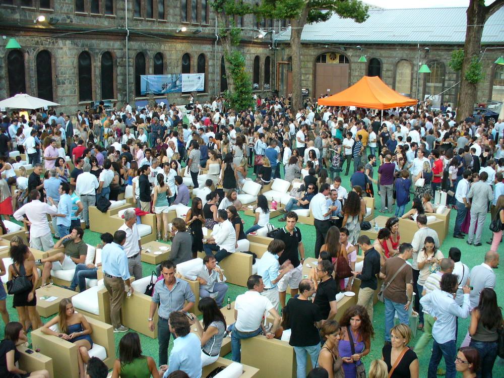 Aperitivo In Terrazza Ogr Torino 30 06 2011 All Aperitiv