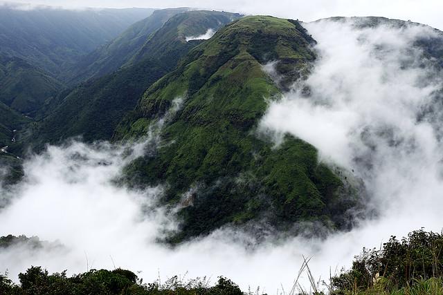 Landscape / Meghalaya / Laitmawsiang