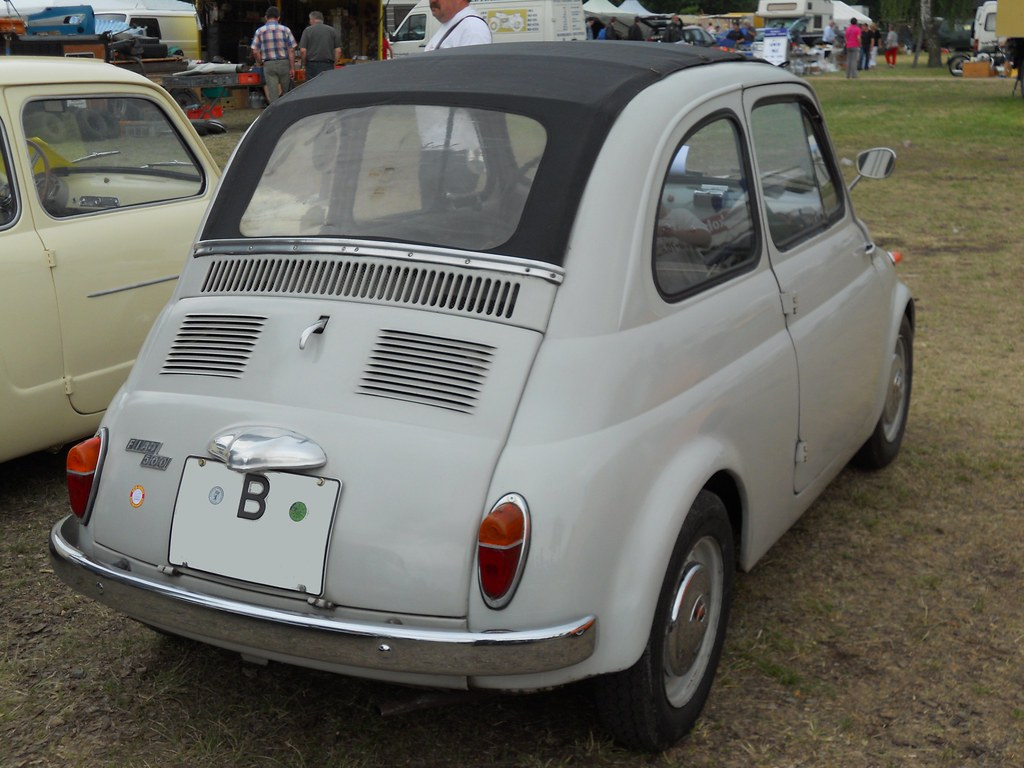 Fiat 500 N 1958 Fiat 500 Nuova 1957 1975 Transaxle Alias