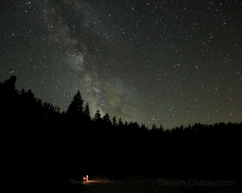 Lost in Yosemite [C_033706]  Runner Up - Astronomy Photographer of the Year, 2012 | by Steven Christenson