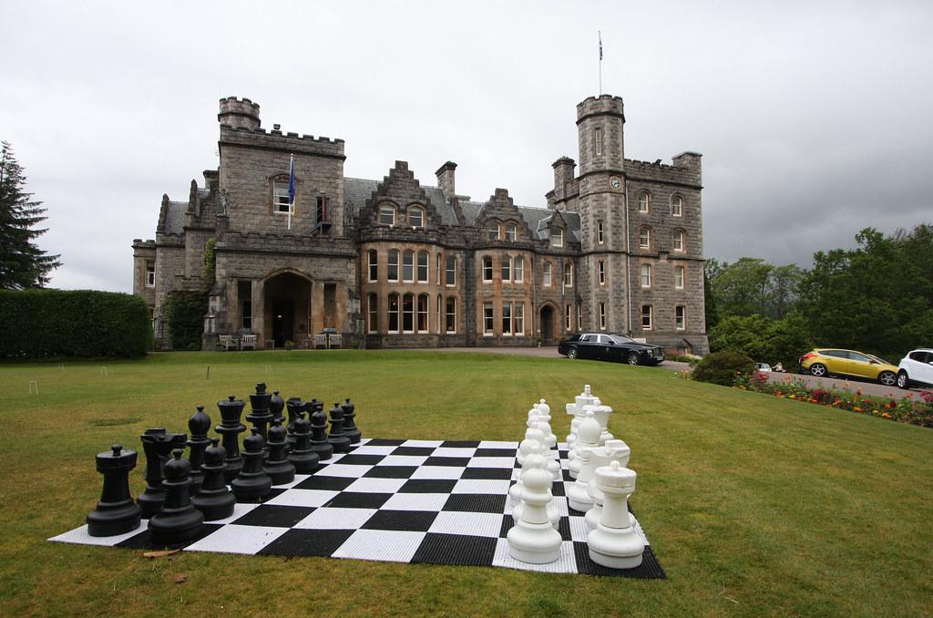 Inverlochy Castle Hotel   www.inverlochycastlehotel.com/inde…   Flickr