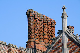 Tudor Chimneys 1 | by Mabacam