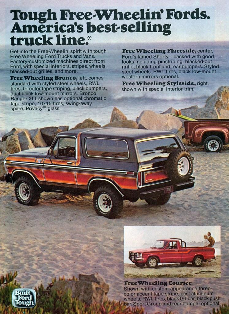 1979 Ford Bronco 4x4 Suv Coconv Flickr