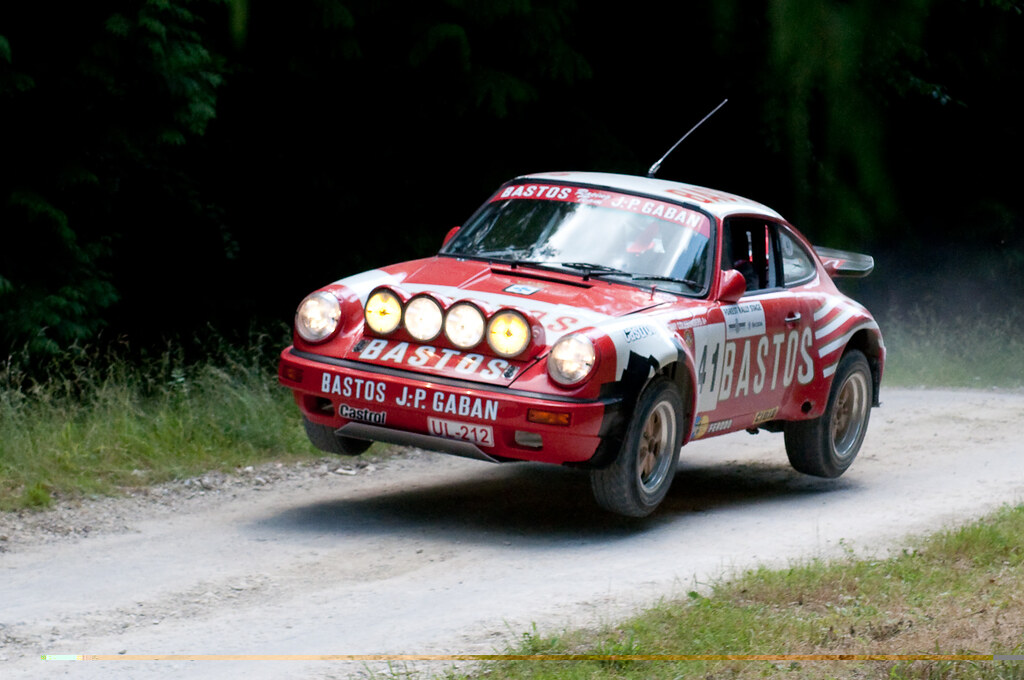 Porsche 911 Rally Car Suggs Flickr