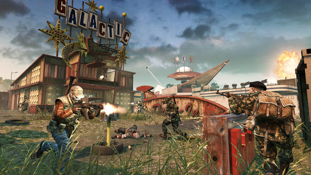 Call of Duty: Black Ops: Annihilation Map Pack for PS3 | Flickr Call Of Duty Black Ops Map Packs on