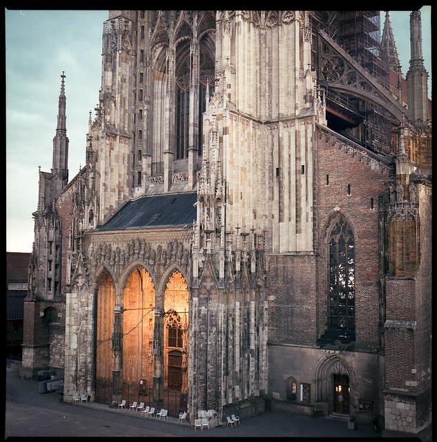 Ulm Muenster IV