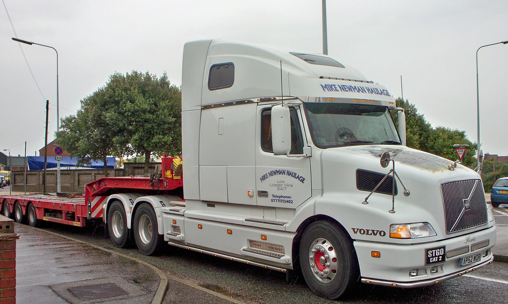 Mike Newman Haulage | eurodaily3510 | Flickr