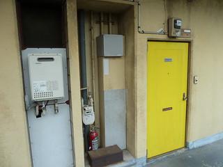 My apartment door | by kalleboo
