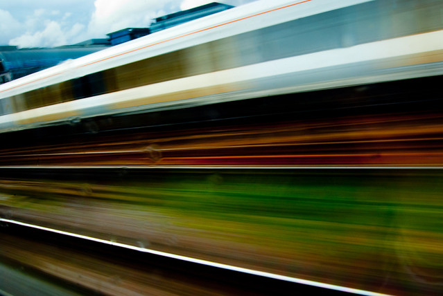 Train tracks S02