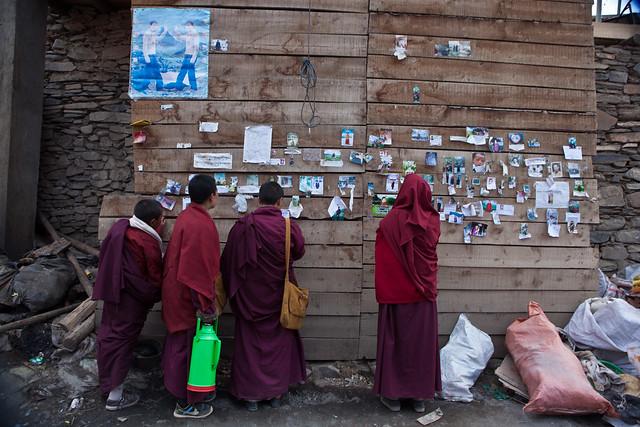 Larong Wuming Tibetan Buddhist Institute