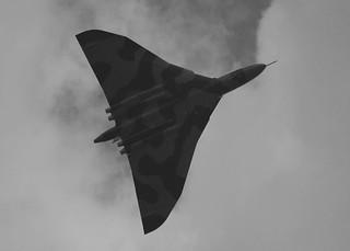RAF Waddington International Airshow 2011 - The Vulcan
