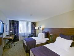 Hotelroom Hotel Crowne Plaza Amsterdam (6)