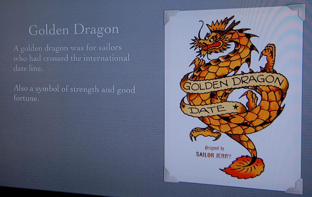 Golden dragon tattoo action class organon suit usa