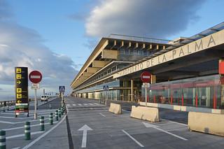 Aeropuerto de La Palma   by Ministerio de Fomento
