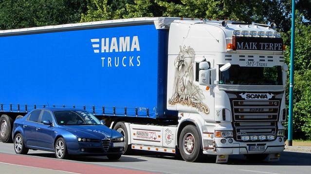 Scania Super R500 Truck - Hama Trucks