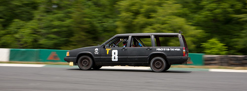 Cobra Kai race wagon on track | by drewgstephens