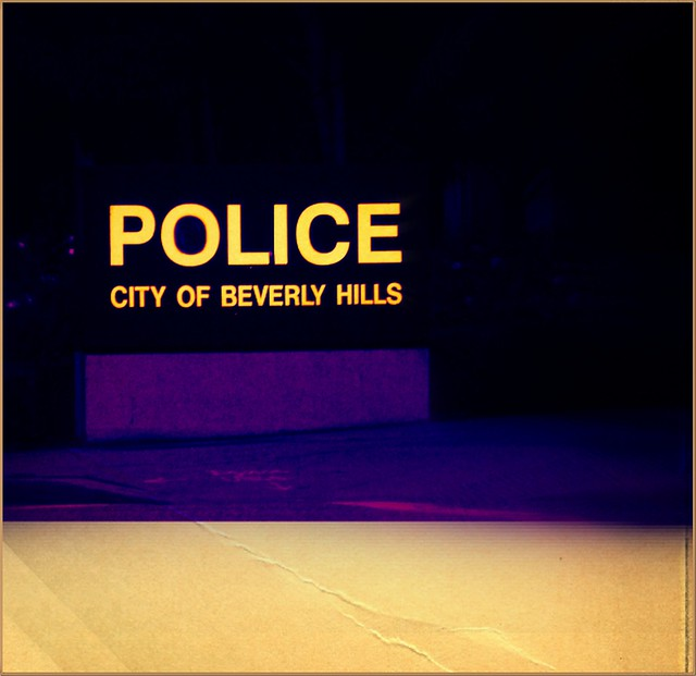POLICE (CITY OF BEVERLY HILLS)