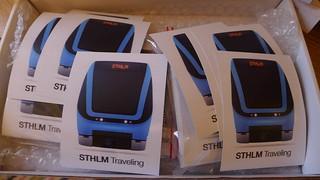 STHLM Traveling Stickers | by Johan Nilsson