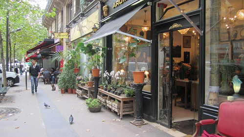 Local shops, Paris neighborhood | by La Citta Vita
