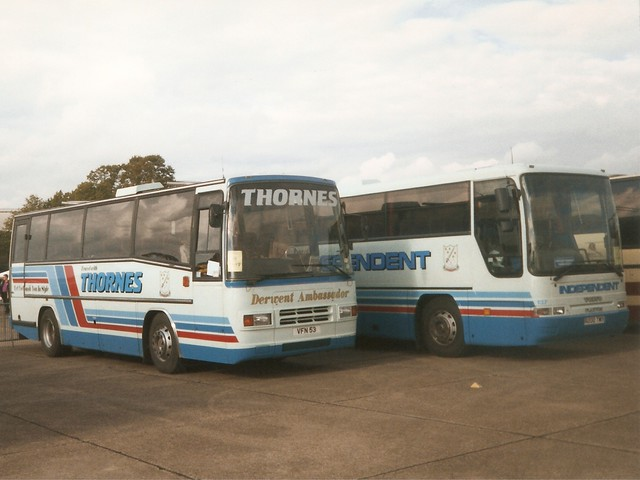 Thornes VFN 53 and Independent R200 TMS