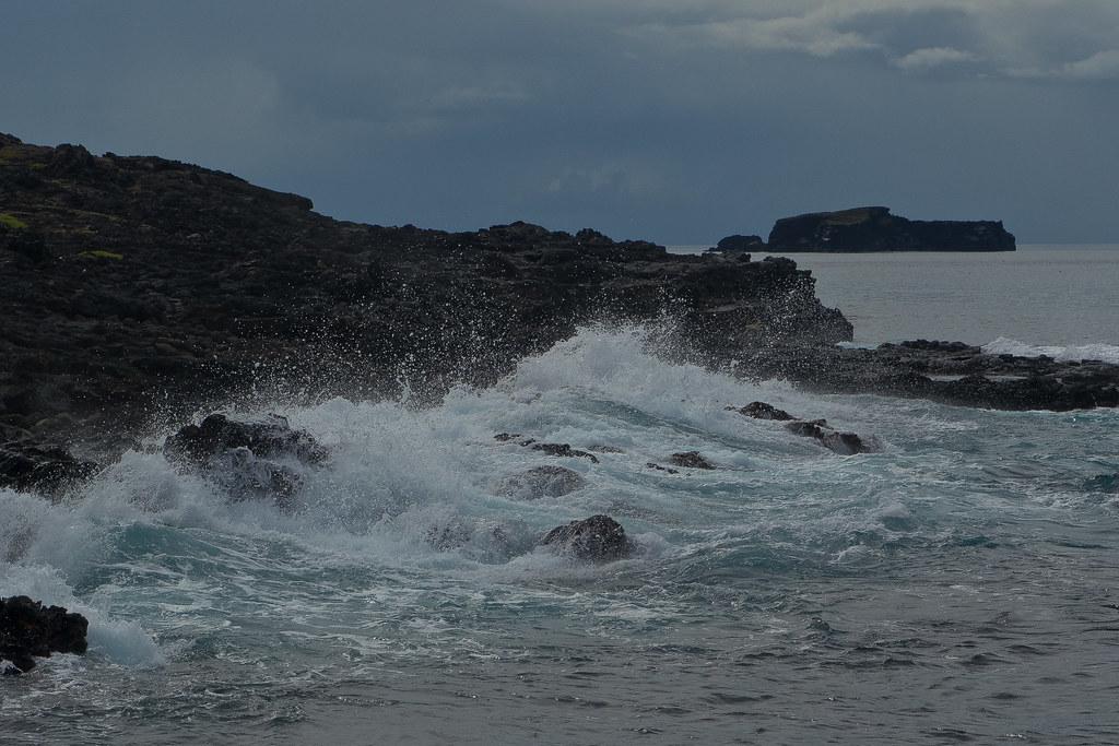 Sombrero Chino - Santiago island - Galapagos