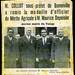 Entre 1959 et 1965 : Remise du mérite agricole