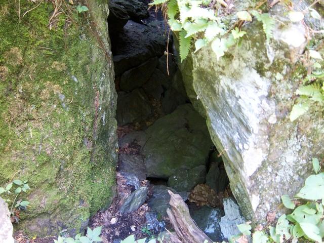 1:05:46 (72%): vermont bradford hiking cave devilsden wrightsmountain