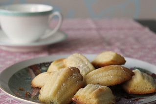 Lavender Madeleines | by crayonmonkey