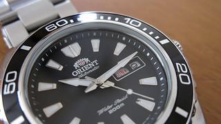 ORIENT New Mako Automatic 200M Diver's CEM75001B. | by MIKI Yoshihito. (#mikiyoshihito)