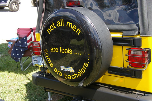 Great Jeep Tire Cover